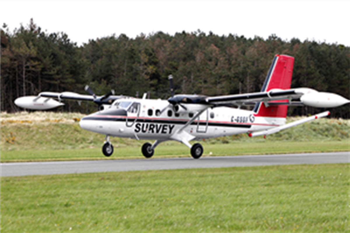 Tellus Low Flying Aircraft Survey 2018