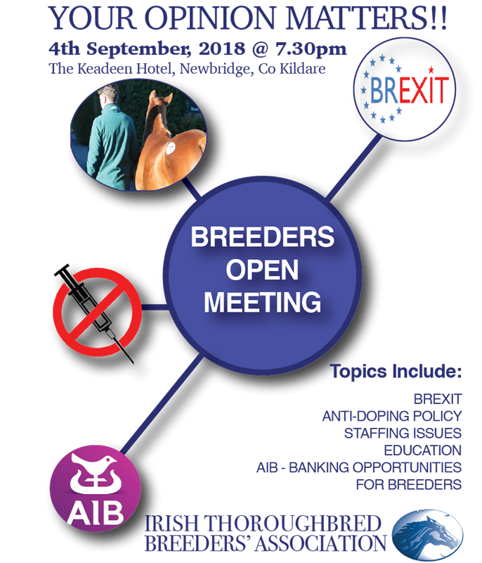 ITBA Breeders Open Meeting
