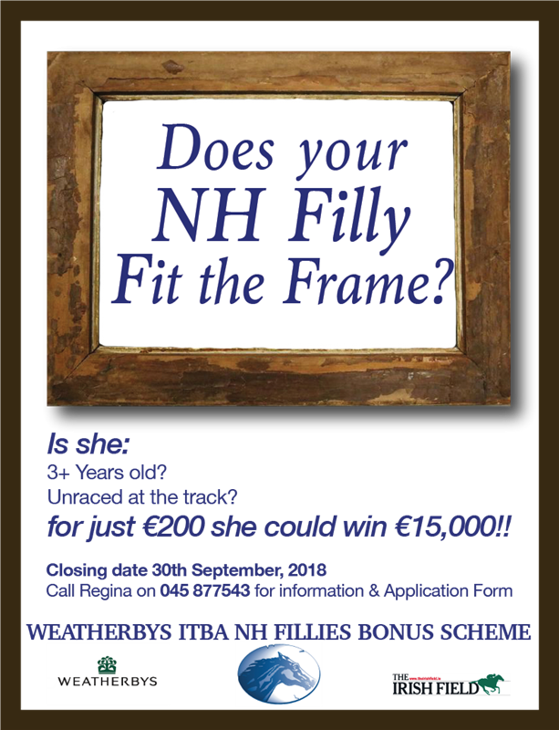 National Hunt Fillies Bonus Scheme