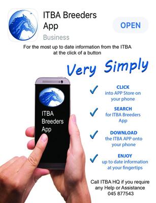 ITBA Breeders App