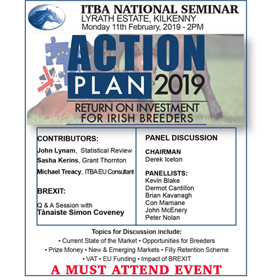 ITBA National Seminar