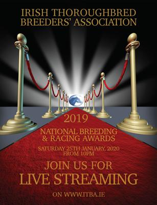 ITBA National Breeding & Racing Awards 2019