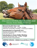 ITBA Autumn Series Workshop 2020