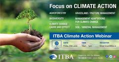 ITBA Climate Action Webinar