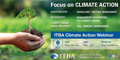 ITBA Focus on CLIMATE ACTION Webinar