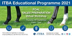 ITBA Foal Sales Preparation Workshop
