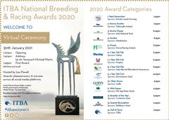 ITBA National Breeding & Racing Awards 2020